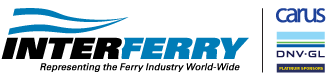 43rd Annual Interferry Conference Logo