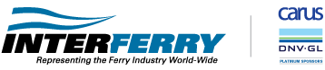 45th Annual Interferry Conference Logo